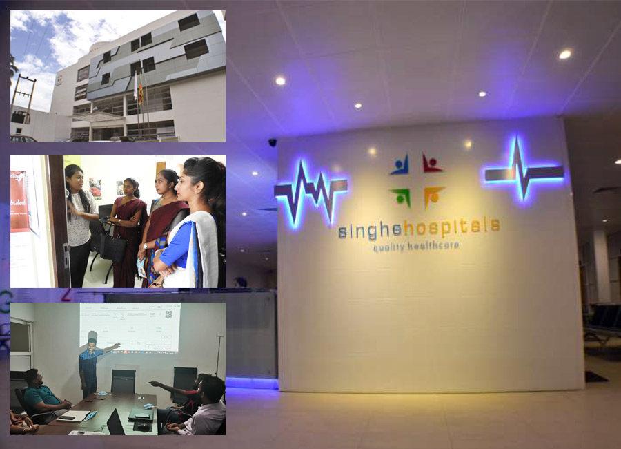 New Launches – Singhe Hospitals, Ratnapura