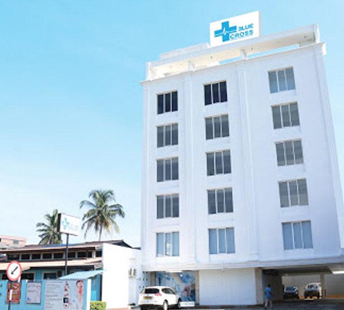 Blue Cross Hospital – Rajagiriya got on board with Arogya Life Systems